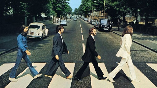 Beatles, Abbey Road, Londres